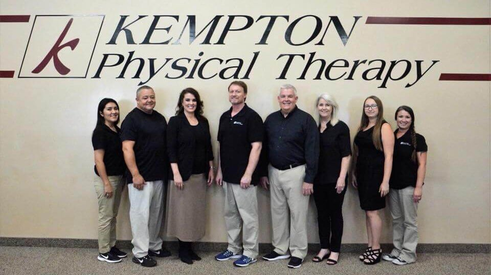Kempton Physical Therapy Mesa & Globe, AZ.
