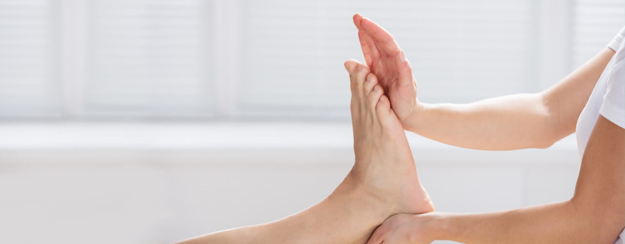 Foot & Ankle Pain Relief Mesa & Globe, AZ Physical Therapy